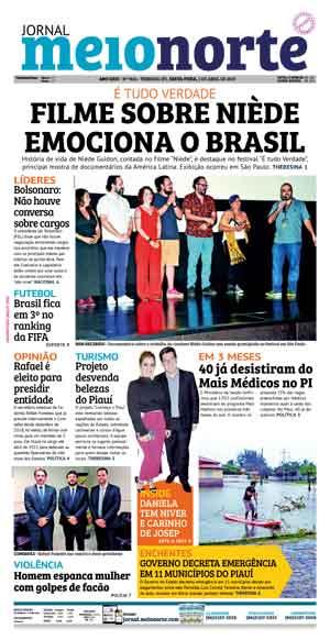 Jornal Meio Norte do dia 5-04-2019