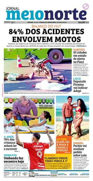 Jornal Meio Norte do dia 2-05-2019