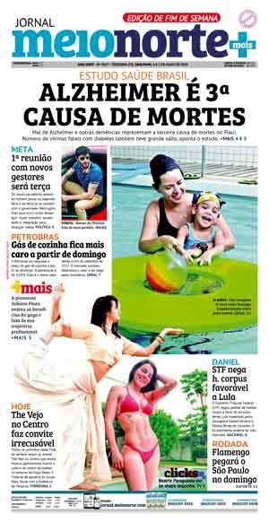 Jornal Meio Norte do dia 4-05-2019
