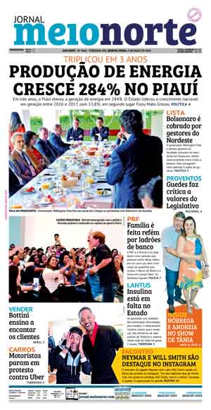 Jornal Meio Norte do dia 9-05-2019