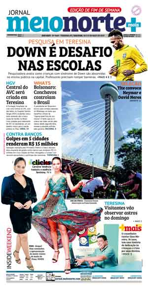 Jornal Meio Norte do dia 18-05-2019