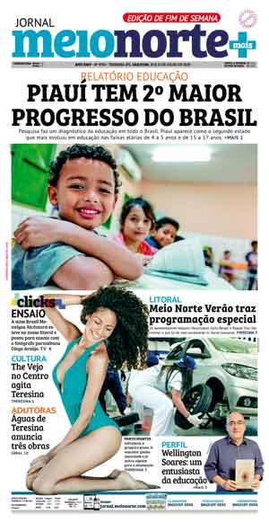 Jornal Meio Norte do dia 20-07-2019