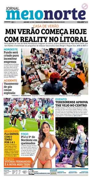 Jornal Meio Norte do dia 22-07-2019