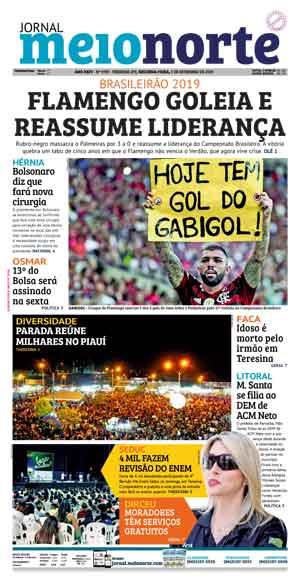 Jornal Meio Norte do dia 2-09-2019