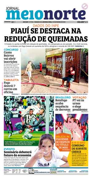 Jornal Meio Norte do dia 9-09-2019