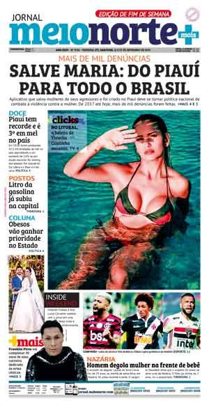 Jornal Meio Norte do dia 21-09-2019