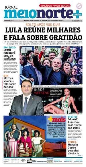 Jornal Meio Norte do dia 9-11-2019