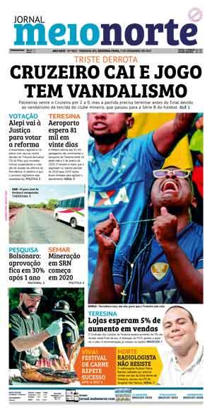 Jornal Meio Norte do dia 9-12-2019