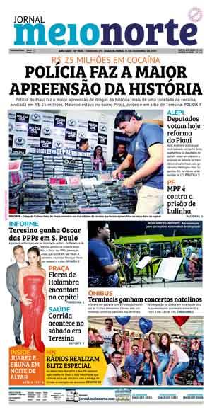 Jornal Meio Norte do dia 11-12-2019
