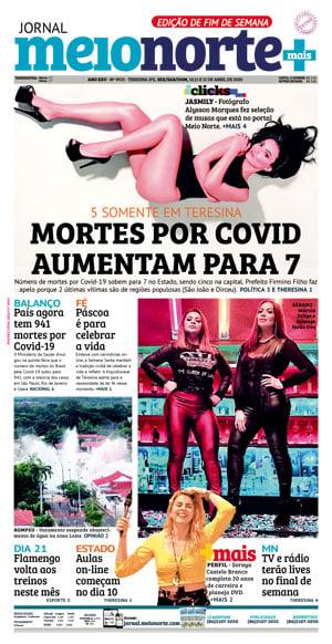 Jornal Meio Norte do dia 31-01-2013
