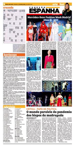 Página 16 do Jornal meionorte
