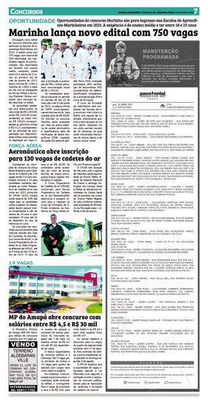 Página 19 do Jornal meionorte