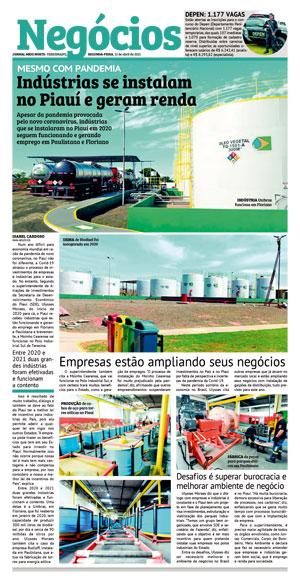 Página 20 do Jornal meionorte