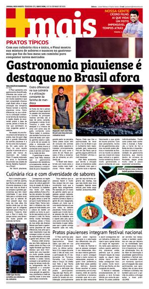 Página 21 do Jornal meionorte