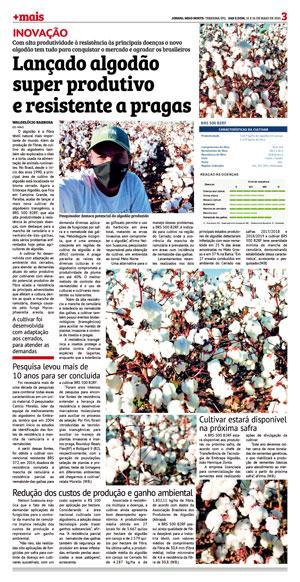 Página 23 do Jornal meionorte