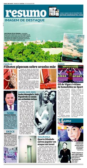 Página 12 do Jornal meionorte