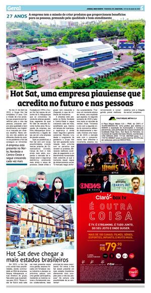 Página 5 do Jornal meionorte