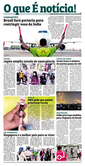 Página 9 do Jornal meionorte