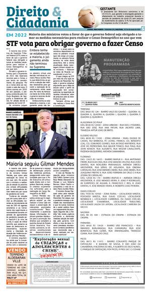 Página 17 do Jornal meionorte