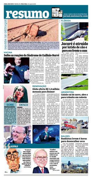 Página 10 do Jornal meionorte