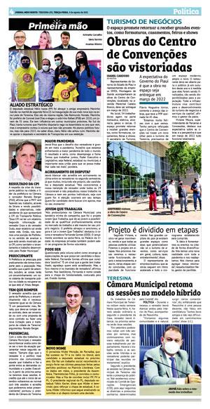 Página 4 do Jornal meionorte