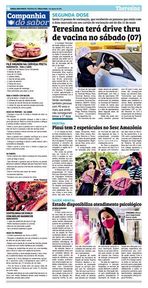 Página 14 do Jornal meionorte