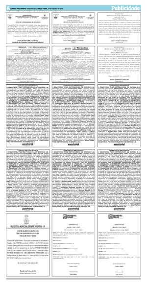 Página 6 do Jornal meionorte