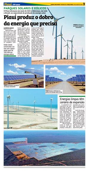 Página 15 do Jornal meionorte